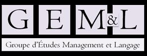 GEM&L – Groupe d'Études Management & Langage